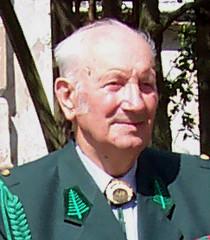 Łowczy Honorowy Jan Horbajczuk