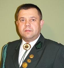 Łowczy Gospodarczy Jacek Pieczonka